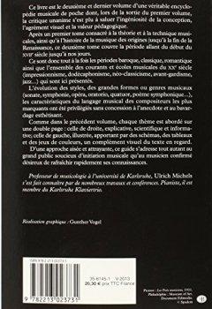 Livres Couvertures de Guide illustré de la musique, tome 2