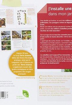 Livres Couvertures de J'installe une ruche dans mon jardin : je récolte mon miel, je protège les abeilles