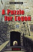 Livres Couvertures de Cambridge English Readers. A Puzzle for Logan.