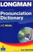 Livres Couvertures de Longman Pronunciation Dictionary Paper and CD-ROM Pack 3rd Edition-