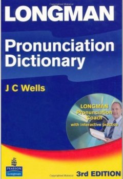Livres Couvertures de Longman Pronunciation Dictionary Paper and CD-ROM Pack 3rd Edition-