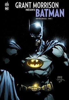 Livres Couvertures de Grant Morrison présente Batman, Intégrale Tome 3 :