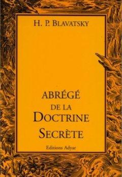 Livres Couvertures de Abrégé de la doctrine secrète