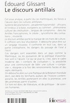Telecharger Le Discours antillais de �douard Glissant