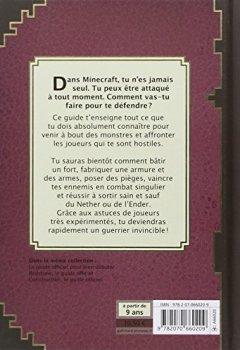 Livres Couvertures de Minecraft:Combat, le guide officiel