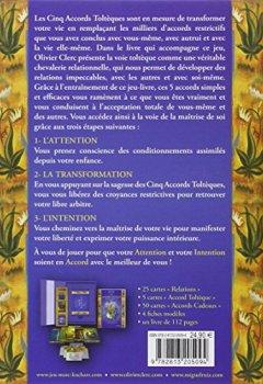 Livres Couvertures de Le Jeu des Accords Toltèques - La Voie du Chevalier pour des relations impeccables