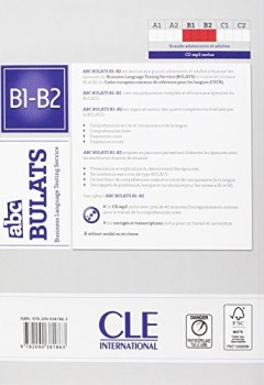 ABC Bulats - Niveaux B1/B2 - Livre + CD de Indie Author