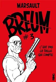 Livres Couvertures de Breum - tome 3 C'est pas la taille qui compte (03)