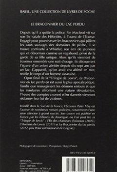 Livres Couvertures de Le Braconnier du lac perdu