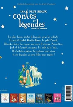 Livres Couvertures de Les plus beaux contes et légendes pour les enfants