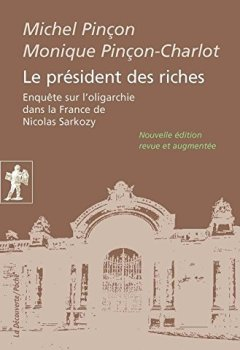 Livres Couvertures de Le président des riches.