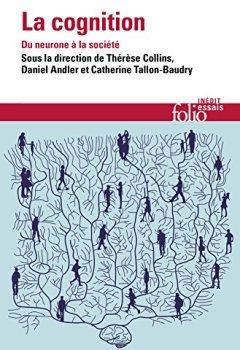 Livres Couvertures de La cognition: Du neurone à la société