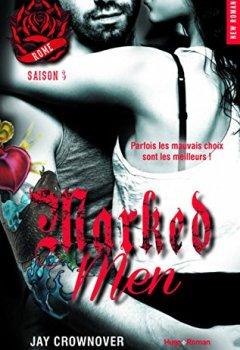 Livres Couvertures de Marked men - saison 3 Rome