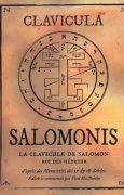 Livres Couvertures de Clavicula Salomonis, la Clavicule de Salomon Roi des Hebreux