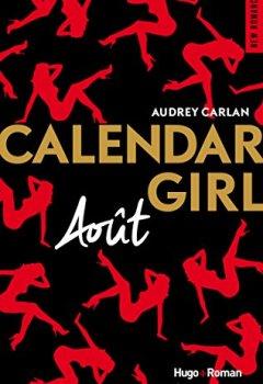 Livres Couvertures de Calendar Girl - Août