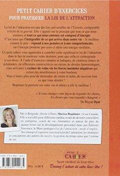 Livres Couvertures de Petit cahier d'exercices pour pratiquer la loi de l'attraction