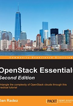 Livres Couvertures de OpenStack Essentials - Second Edition