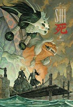 Livres Couvertures de SHI - tome 3 - Revenge !