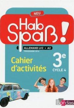 Livres Couvertures de Hab Spaß NEU 3e