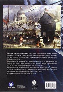 Livres Couvertures de Tout l'art d'Assassin's Creed Syndicate
