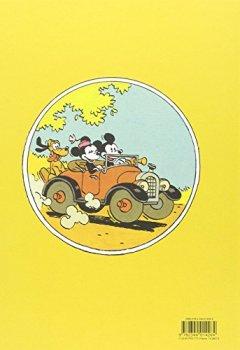 Livres Couvertures de Disney / Glénat - Une mystérieuse mélodie : ou comment Mickey rencontra Minnie - Grand Prix du Festival d'Angoulême 2017