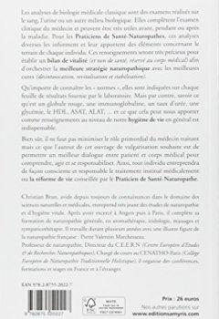 Livres Couvertures de Les analyses biologiques en naturopathie & notions d'immunologie