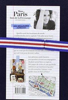 Livres Couvertures de Mon paris