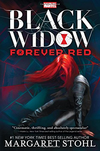 Margaret Stohl - Black Widow Forever Red epub book