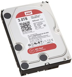 WD 内蔵HDD Red 3TB 3.5inch SATA3.0 64MB IntelliPower WD30EFRX