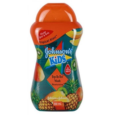 Johnsons Baby Johnsons Kids Top To Toe Wash 300Ml