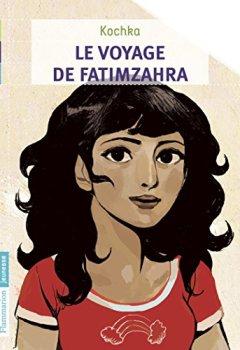 Livres Couvertures de Le voyage de Fatimzahra