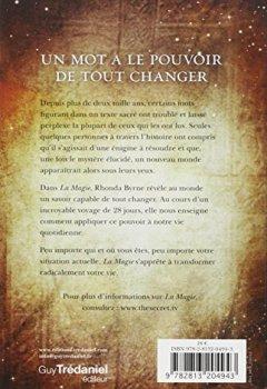 Livres Couvertures de La Magie