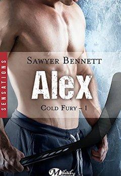 Livres Couvertures de Alex: Cold Fury, T1