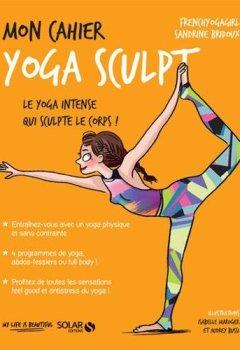 Livres Couvertures de Mon cahier Yoga sculpt