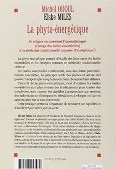 Livres Couvertures de La phyto-énergétique : Stimulez vos points d'acupuncture par les huiles essentielles