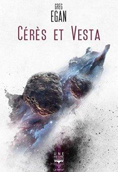 Livres Couvertures de Cérès et Vesta