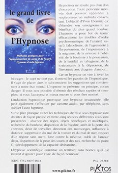 Livres Couvertures de Le Grand livre de l'hypnose