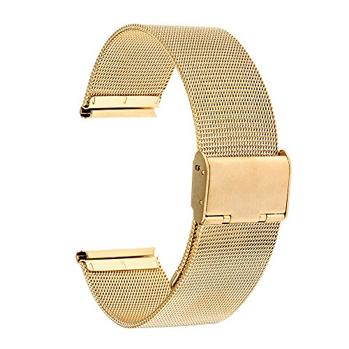 TRUMiRR-16mm-Watchband-Mesh-Stainless-Steel-Metal-Watch-Band-Strap-Bracelet-for-Motorola-Moto-360-2-2nd-Gen-42mm-Womens-2015-with-Tool-and-Spring-Bar-Gold