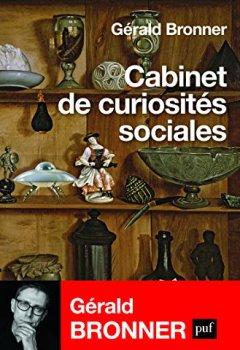 Livres Couvertures de Cabinet de curiosités sociales