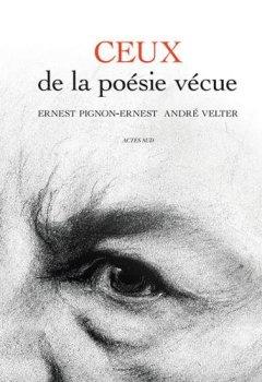 Livres Couvertures de Ceux de la poésie vécue