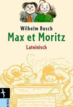 Buchdeckel von Max et Moritz