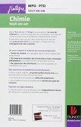 Livres Couvertures de Chimie tout-en-un MPSI-PTSI - 2e éd. - Conforme au nouveau programme