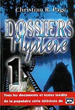 Livres Couvertures de Dossiers mystère T1