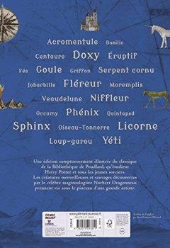 Livres Couvertures de Les Animaux Fantastiques - Version Illustrée
