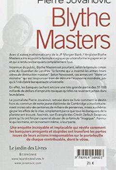 Livres Couvertures de Blythe Masters : La banquière de la JP Morgan à l'origine de la crise mondiale