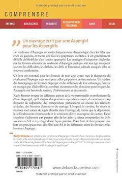 Livres Couvertures de L'asperger au féminin comment favoriser l'autonomie des femmes atteintes du syndrôme d'asperger