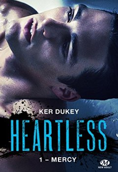 Livres Couvertures de Mercy: Heartless, T1