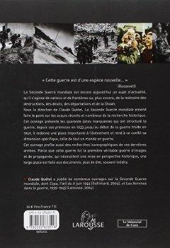 Livres Couvertures de Larousse de la Seconde Guerre mondiale