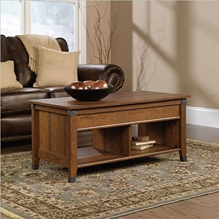 Carson Forge reminds us of the quality with which American products can still be made. Inspired by recovered materials, the warm native timber Washington Cherry finish, accented with Riveted Iron and matching hardware make a great accent piece for th...