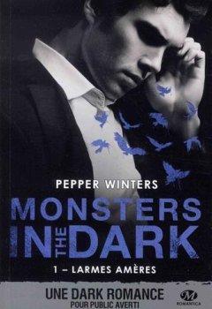 Livres Couvertures de Monsters in the Dark, T1 : Larmes amères